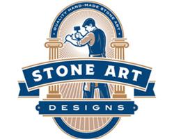 logo-design-vintage-style-stone-art