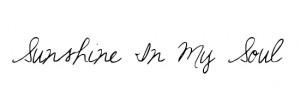 logo-design-signature-font-sunshine