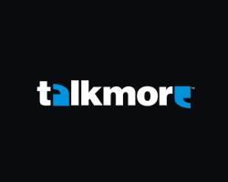 logo-design-numerical-punctuation-talk-more