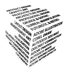 Come creare un testo 3d con Adobe Illustrator