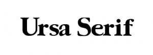logo-design-conceptual-font-ursa-serif
