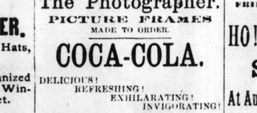 vecchio logo coca cola