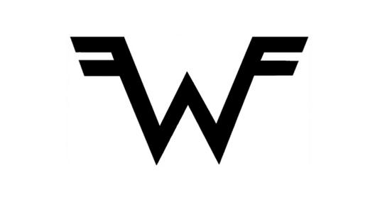 Weezer Logo Keren Huruf