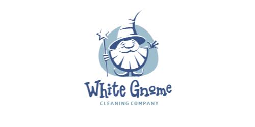 white-gnome-logo-design-leggendario
