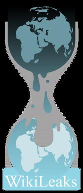 Il logo di Wikileaks