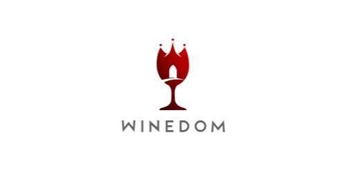 winedom-logo-design-ristorante