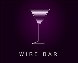line-art-logo-design-wirebar