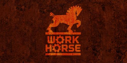work-horse-logo-design