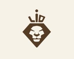 logo-design-zodiac-leo-lio